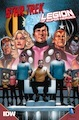 Star Trek Legion of Super-Heroes