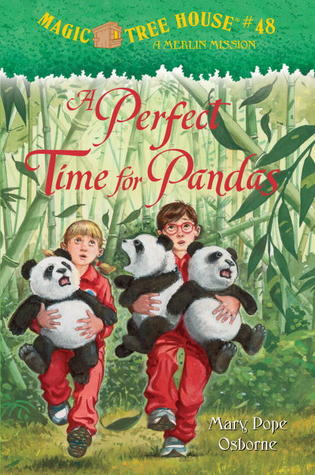 A Perfect Time for Pandas (Magic Tree House, #48)