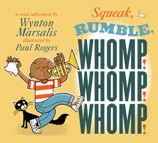 Squeak, Rumble, Whomp Whomp Whomp cover art