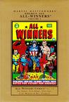 Marvel Masterworks: Golden Age All-Winners, Vol. 1