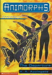 The Departure (Animorphs, #19)