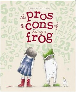 Pros and Cons of Being a Frog