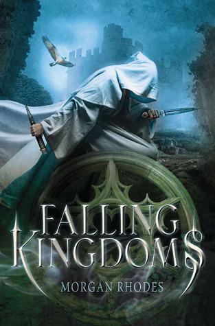 Recensie: Falling Kingdoms van Morgan Rhodes