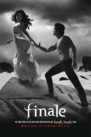 BOOK REVIEW: FINALE (HUSH, HUSH #34) BY BECCA FITZPATRICK