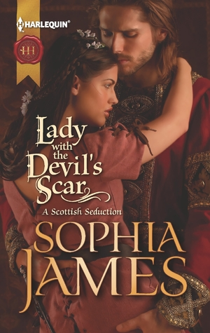 Lady with the Devil's Scar by Sophia James
