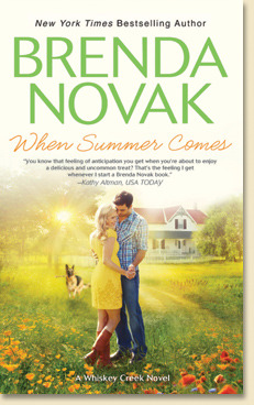 When Summer Comes (Whiskey Creek Trilogy, #3)