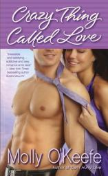Crazy Thing Called Love (Crooked Creek Ranch, #3)