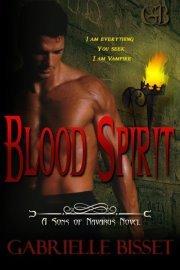 Blood Spirit (Sons of Navarus, #3)
