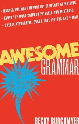 Book Review: Becky Burckmyer's Awesome Grammar – KD Did It Edits