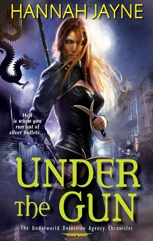 Under the Gun (Underworld Detection Agency #4)