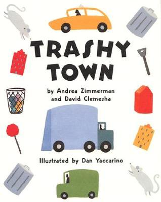 Trashy Town cover art