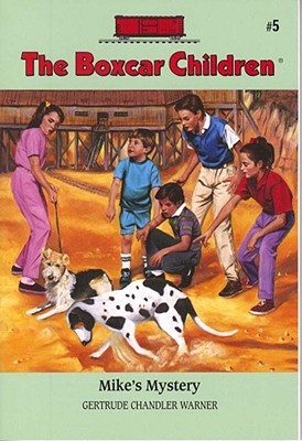 mike s mystery the boxcar children 5 by gertrude chandler warner
