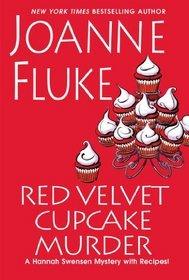 Red Velvet Cupcake Murder (Hannah Swensen #16)