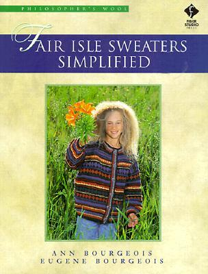 Fair Isle Sweaters book review