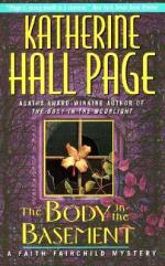 Book Review: Katherine Hall Page's The Body in the Basement