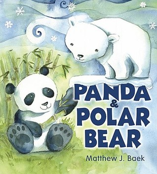 Panda & Polar Bear cover art