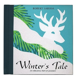winter's tale cover art