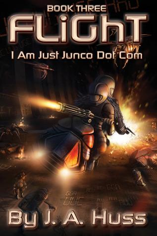 Flight (I Am Just Junco, #3)