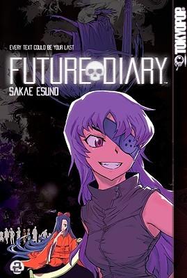 Future Diary, Volume 2