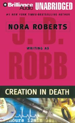 Creation in Death (In Death, #25)