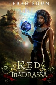 Red Madrass by Terah Edun