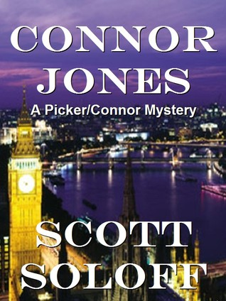 Connor Jones - A Picker/Connor Mystery