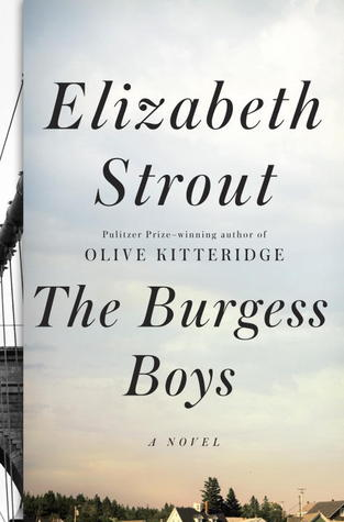 Book Review: The Burgess Boys by Elizabeth Strout