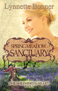 Spring Meadow Sanctuary (The Shepherd's Heart #4)