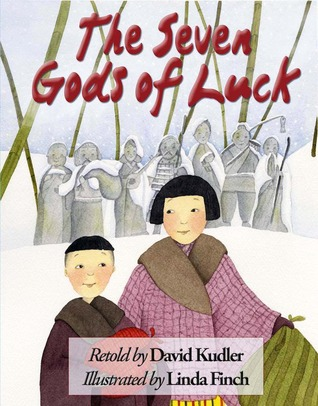 The Seven Gods of Luck by David Kudler
