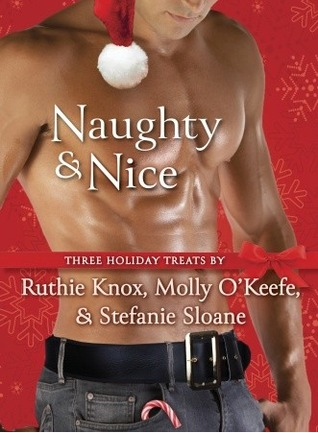 Naughty & Nice: Three Holiday Treats anthology