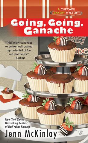 Going, Going, Ganache (Cupcake Bakery Mystery, #5)