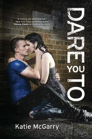 WAITING ON WEDNESDAY: DARE YOU TO BY KATIE MCGARRY