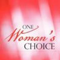 One Woman's choice by Karen Whitaker