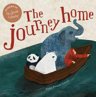 The Journey Home. by Frann Preston-Gannon