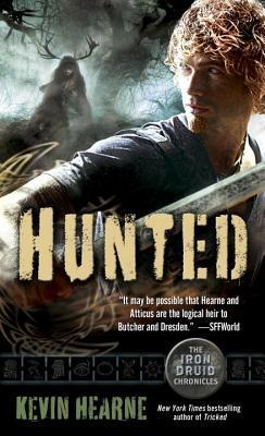 Hunted (The Iron Druid Chronicles, #6)
