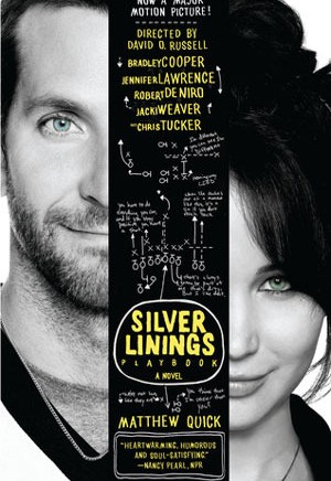 #Printcess review of The Silver Linings Playbook by Matthew Quick