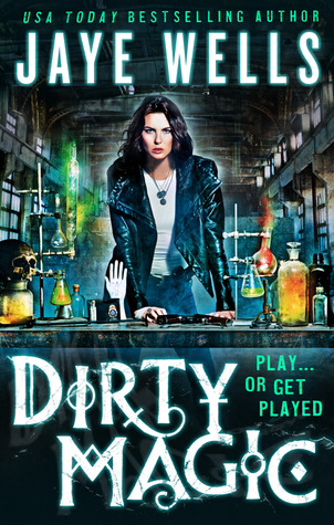 Dirty Magic (The Prospero's War, #1)