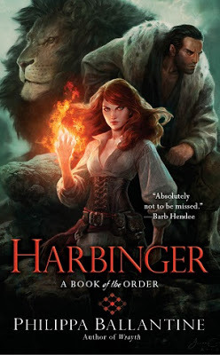 Harbinger (Book of the Order, #4)