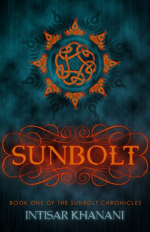 Sunbolt (The Sunbolt Chronicles, #1)