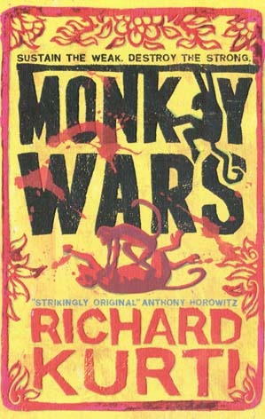 Book Review: Monkey Wars