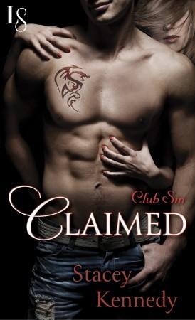 Claimed (Club Sin, #1)