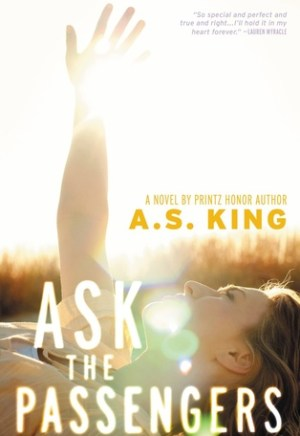 #Printcess review of Ask the Passengers by A.S. King