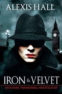Iron & Velvet Book Cover