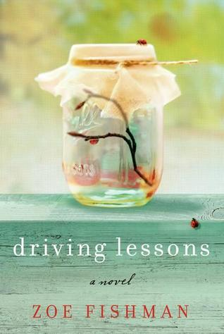 Book Cover (Driving Lessons)