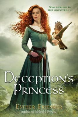Deception's Princess (Deception's Princess, #1)