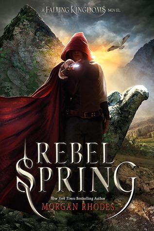 Recensie: Rebel Springs van Morgan Rhodes