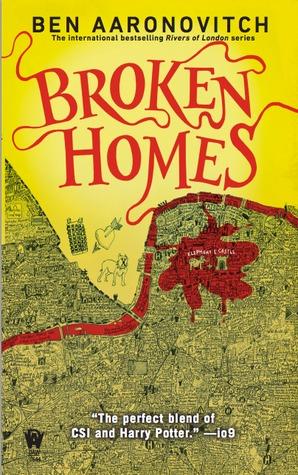 Broken Homes (Peter Grant, #4)