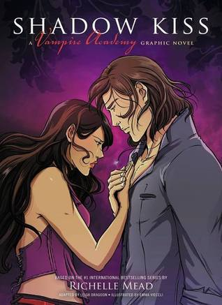 Shadow Kiss: The Graphic Novel (Vampire Academy: The Graphic Novel, #3)
