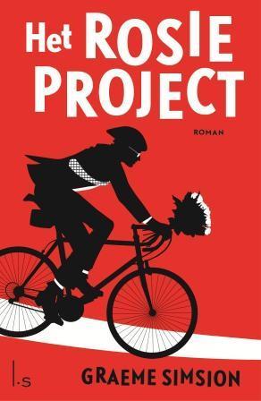 Het Rosie Project Boek omslag