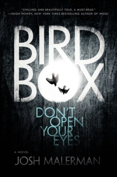 Bird Box Hardcover Illustration for Horror Book Cover Wars